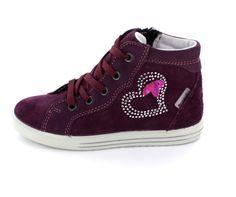 Ricosta - Mädchen Sneaker in violett