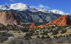 Living in Colorado Springs, Colorado