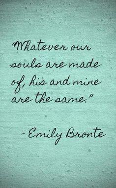 LOVE Emily Bronte! http://freshlymarried.com/quotation-marks/?utm_content=buffer05382&utm_medium=social&utm_source=linkedin.com&utm_campaign=buffer
