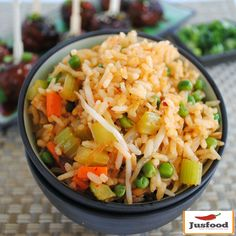 Fried Rice order online in jusfood and get home delivery.
