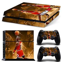 GOOOD PS4 Designer Skin Decal for PlayStation 4 Console System and PS4 Wireless Dualshock Controller - NBA 2K16 GOOOD http://www.amazon.com/dp/B016W0IE54/ref=cm_sw_r_pi_dp_5F1rwb1GE62S1