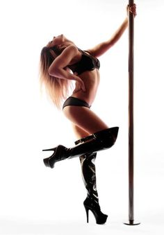 Great shot - good to remember for my eventual Pole Dancing Photo Shoot.....eventually!!!  ;)