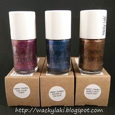 Check out swatches and a #review of @Tawdry Terrier polishes by @Wacky Laki: http://wackylaki.blogspot.com/2013/09/tawdry-terrier-autumn-in-barkshires.html.  These polishes are now available at http://www.etsy.com/shop/TawdryTerrier #nailpolish #indienailpolish #tawdryterrier #wackylaki