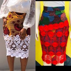 Amazing Ankara Skirt Styles for Beautiful Ladies African Dresses For Kids, Latest African Fashion Dresses, African Dresses For Women, African Attire, African Print Skirt, African Print Dresses, African Print Fashion, Africa Dress, African Traditional Dresses