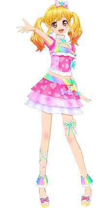 Aikatsu STARS! Yume