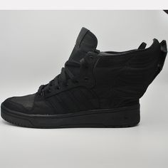 SCARPE UOMO ADIDAS JEREMY OBYO AS AP ROCKY SCOTT JS WINGS 2.0 BLACK FLAG  D65206 344b362bfda2