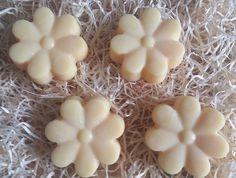 Sherbert Lemon Scented Large Chunky Eco Soy Wax by FaeryLightsuk