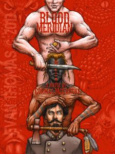 Arizona: Blood Meridian by Cormac McCarthy. I could really just leave it there, couldn't I? The kid's a killer...an Indian killer, a scalp hunter.  This is a bloody, violent, gruesome tale of destruction and murder and hopelessness. But it's a masterpiece.