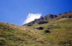 Odihandia, Montagne basque