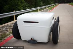 A Tudor That's Chopped All To Hell - Speedhunters Lifted Chevy, Lifted Trucks, Rat Rod Cars, Rat Rods, Ricky Bobby, Traditional Hot Rod, Old School Cars, Hot Rides, Us Cars