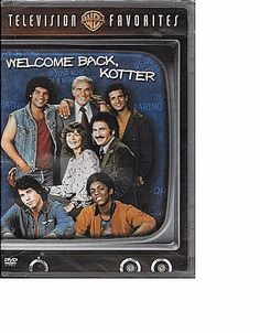 Welcome Back Kotter: WB TV Favorites NEW DVD FREE SHIPPING TRACKING THE CONT US