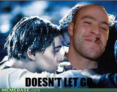 good guy greg never lets go
