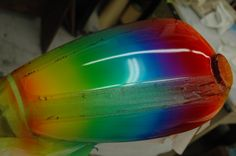 Anderson Studios years of paint Rainbow Fashion, Custom Motorcycles, Chopper, Studios, Painting, Magazine, Street, Blog, Painting Art