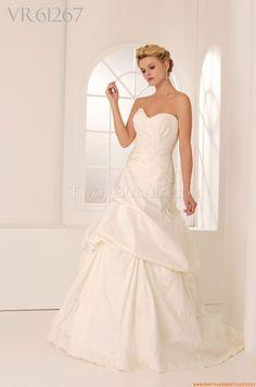 Schleife  Günstige Brautkleider