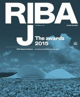 NEW ISSUE RIBA JOURNAL JUNE 2015 PRINT ARRIVED 2.6.15