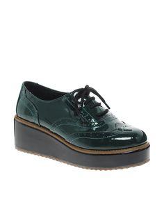 Image 1 - ASOS - MATCHBOX - Chaussures plateforme