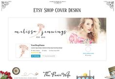 Etsy Shop Cover Photo Etsy Shop Icon Etsy Shop Logo Etsy Shop Branding Makeover