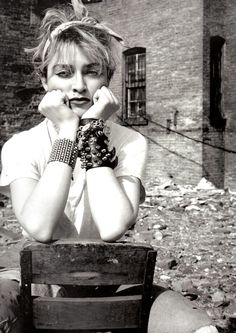 Madonna, 1983  (Richard Corman) via laurapalmerwalkswithme❤️