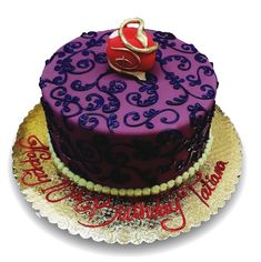 29th Birthday Cakes, 8th Birthday, Descendants Cake, Cake Ideas, Birthdays, Google Search, Desserts, Food, Birthday