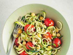 Caprese Salad, Pasta Salad, Low Carb Recipes, Cooking Recipes, Tex Mex, Plant Based Diet, Favorite Recipes, Meals, Dinner