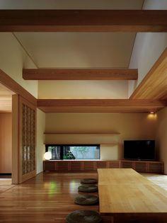 伝統美が息づく和モダン住宅   建築家住宅のデザイン 外観&内観集 高級注文住宅 HOP