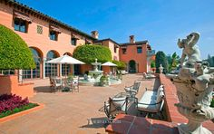 Beverly House, the legendary Beverly Hills luxury real estate