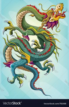 chinese dragon painting for your chinese new year 2012 celebration. This illustration contains a transparency blend, which makes up the shadows shape for the dragon. This file EPS 10 version. Download a Free Preview or High Quality Adobe Illustrator Ai, EPS, PDF and High Resolution JPEG versions.