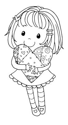 Coloring Sheets For Kids, Adult Coloring Book Pages, Colouring Pages, Coloring Books, Embroidery Patterns Free, Embroidery Designs, Valentine Coloring Pages, Pottery Painting Designs, Atc Cards