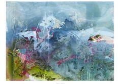 Where Magic Happens 1 - British Artist  Jessica Zoob Fine Art Print available in three formats: Paper (Matt or Watercolour), Canvas, Diasec.