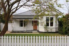 Our beautiful villa in Christchurch