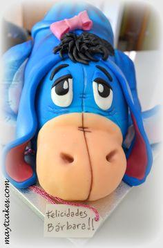 Tarta Igor - amigo de Winnie de Pooh