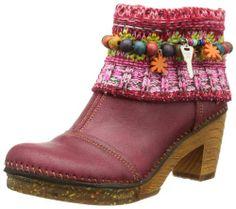 Botas de las Mujeres Amsterdam Art 309: Amazon.de: Zapatos y Bolsos