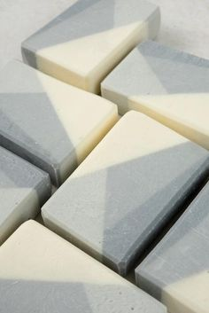 Shades of Grey Soap