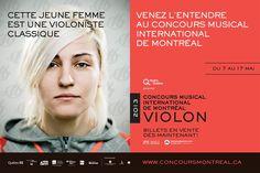Concours musical international de Montreal du 7 au 17 Mai.