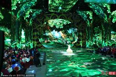 Magical Worlds: Stage Design in China