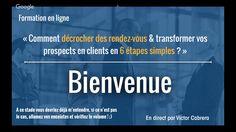 Formation Vente : Comment décrocher des rendez-vous et transformer vos prospects en clients ?