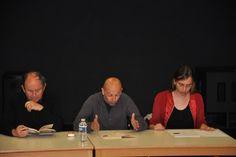 """LE PETIT CHAPERON UF, 2016, Moissac Chez les Ufs, Compagnie Les feux Dossier : http://www.theatredepoche-montparnasse.com/wp-content/uploads/2013/10/DP-UFS.pdf  Moissac :  https://moissacjustes.wordpress.com/2016/02/28/rencontres-du-27-au-29-mai-2016/ Petite forme : les """"on"""", extrait de """"Sorties de théâtre"""""""