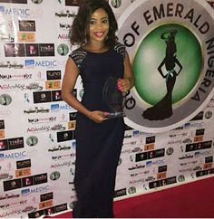 PHOTOS : Queen of Emerald Nigeria beauty pageant & The Emerald Nigeria Award (TENA) 2016   Dreams are pathways to self-discovery with this we start by applauding the efforts of the Project Director (Queen of Emerald Nigeria). The Emerald Crown has been bestowed on the head it best fits. Queen of Emerald Nigeria beauty pageant & The Emerald Nigeria Award (TENA ) 2016 has been officially established and we are set to enlighten the masses on the deadly disease - Cervical Cancer. Sunday May 1st…