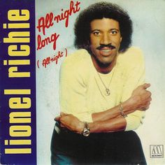 "November 12, 1983 - Lionel Richie started a four week run at No.1 on the US singles chart with 'All Night Long', becoming Motown's biggest seller to date, it made No.2 in the UK. The music video was produced by former Monkee and TV video pioneer Michael Nesmith and directed by Bob Rafelson. U.S. military personnel told Richie that ""All Night Long (All Night)"" was playing in the nighttime streets of Baghdad during the 2003 invasion of Iraq. •• #lionelrichie #thisdayinmusic #1980s #motown"