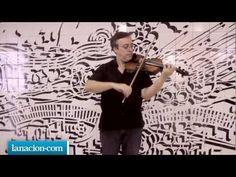 El #violinista Pablo #Saraví, en concierto en el #SubtePorteño - Primer violín del Teatro Colón - #LaNación via #FB