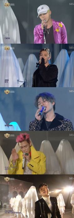 BIG BANG Puts on a Phenomenal Stage on Ingikayo, Making the 8-year Wait Worthwhile - bigbangupdates
