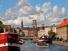 Frederiksholms Kanal, Copenhagen