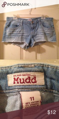Mudd shorts Mudd blue jean shorts Mudd Shorts Jean Shorts