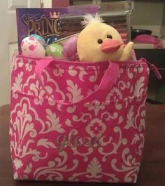 URU Thermal Tote for Easter $16 <