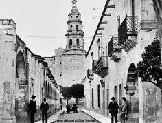 Calle de San Miguel el Alto Jalisco Mexico 2