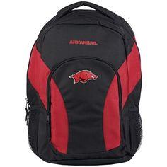 Arkansas Razorbacks Draft Day Backpack. Visit SportsFansPlus.com for Details.