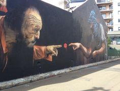 Streetart Sydney Adnate Magee . #adnate http://www.widewalls.ch/artist/adnate/