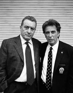 Robert Deniro & Al Pacino