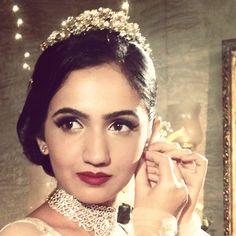 Indian Catholic Bride.
