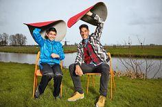 Maurice Lede reist door Nederland. Hij is op zoek naar kinderen op bijzondere…